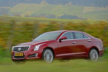 Gereden: Cadillac ATS