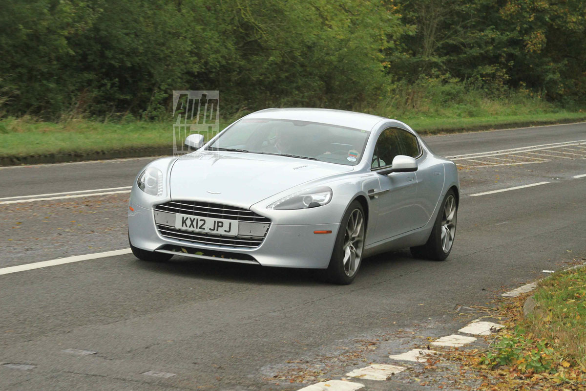 aston martin rapide net even anders autonieuws. Black Bedroom Furniture Sets. Home Design Ideas