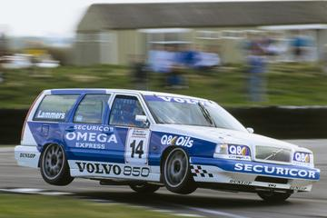 Twintig jaar geleden: BTCC Volvo 850 Estate