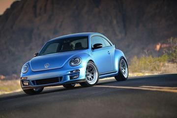 Bestand tegen pesticiden: 500 pk Volkswagen Beetle