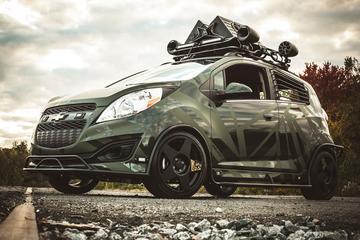 Chevrolet Spark is klaar voor apocalypse