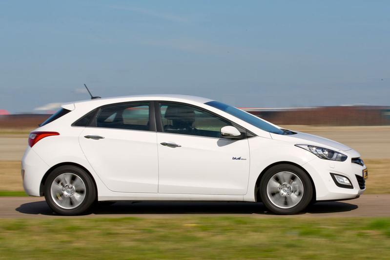 Hyundai i30 1.6 GDi i-Catcher (2012)