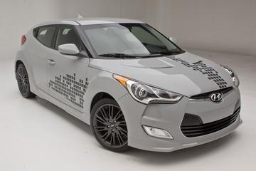 Hyundai remixt Veloster