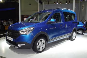 Turkse primeur: Dacia Dokker Stepway