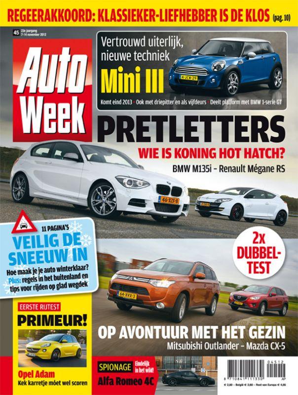 AutoWeek 45 2012