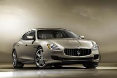 Maserati komt met dieselmotoren voor Quattroporte