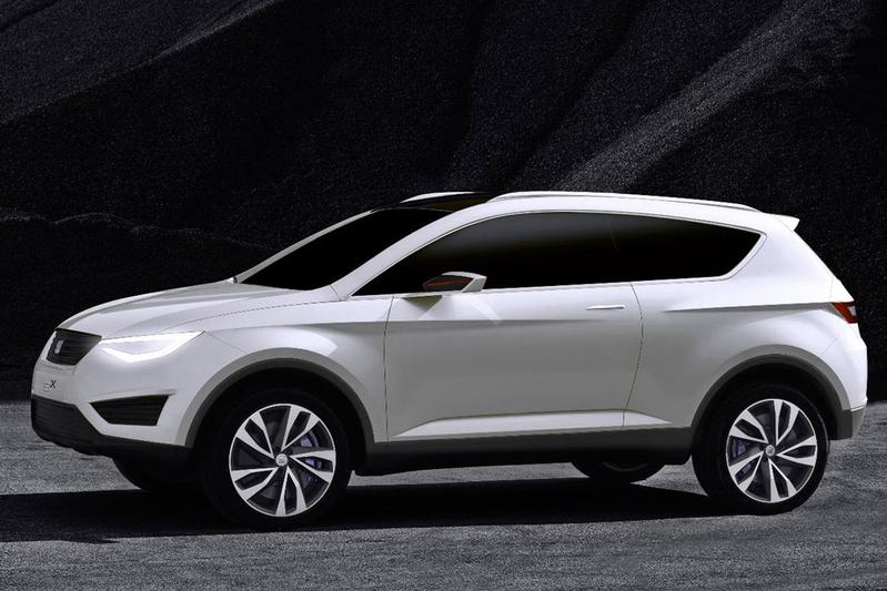 Seat wil drie cross-overs