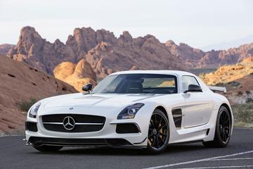 Mercedes ontketent SLS AMG Black Series