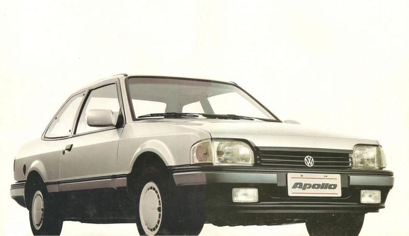 Volkswagen Apollo Ford Orion