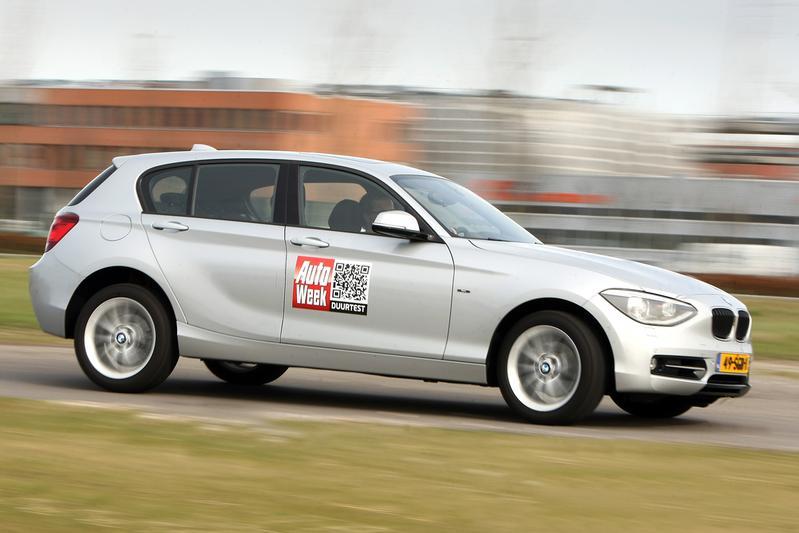 Afscheid Duurtester - BMW 118i