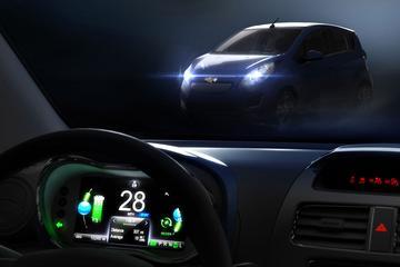Chevrolet Spark Plug-in debuteert in Los Angeles