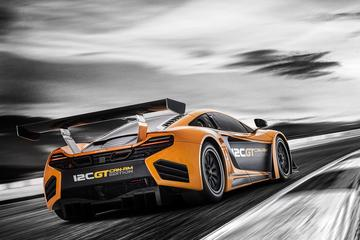 Bruut en productierijp: McLaren 12C Can-Am Edition