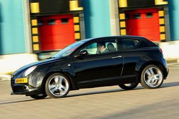 Alfa Romeo Mito 1.4 Progression-2008