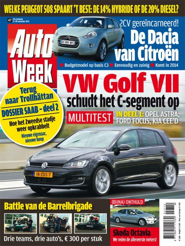AutoWeek 47 2012