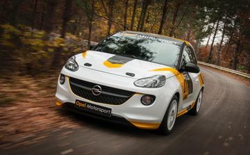Opel NL kijkt voorzichtig naar inzet rally-Adam