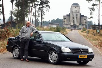 Klokje Rond - Mercedes Benz CL500