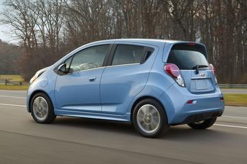 Gereden: Chevrolet Spark EV