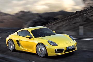 Porsche Cayman: alle specs, foto's én prijzen