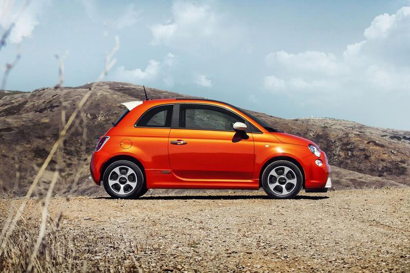 Elektrische Fiat 500 In 2020 Autoweek Nl