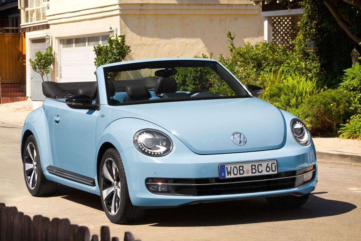 gereden volkswagen beetle cabriolet autonieuws. Black Bedroom Furniture Sets. Home Design Ideas