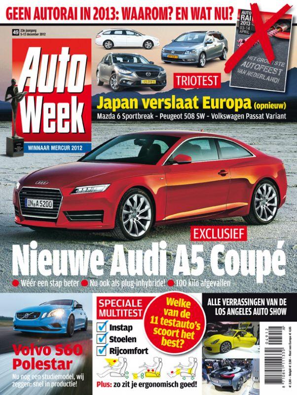 AutoWeek 49 2012