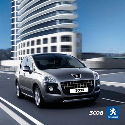 Brochure Peugeot 3008