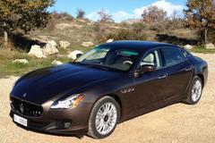 Gereden: Maserati Quattroporte