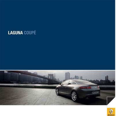 Brochure Renault Laguna Coupé 2009
