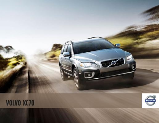 Brochure Volvo XC70 2010