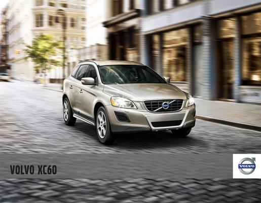 Brochure Volvo XC60 2010