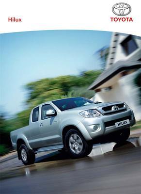 Brochure Toyota Hilux 2009