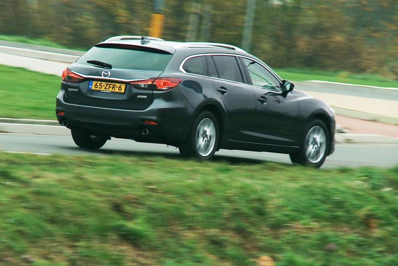 Rij-impressie Mazda 6 Sportbreak