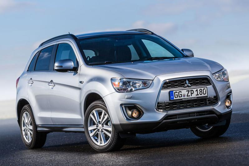 Mitsubishi ASX 1.6 ClearTec Instyle (2015)