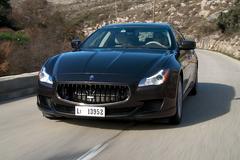 Maserati prijst Quattroporte Diesel