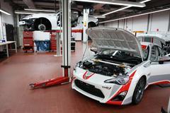Toyota stuurt GT86 op rally-avontuur