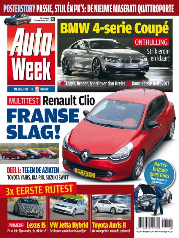 AutoWeek 50 2012