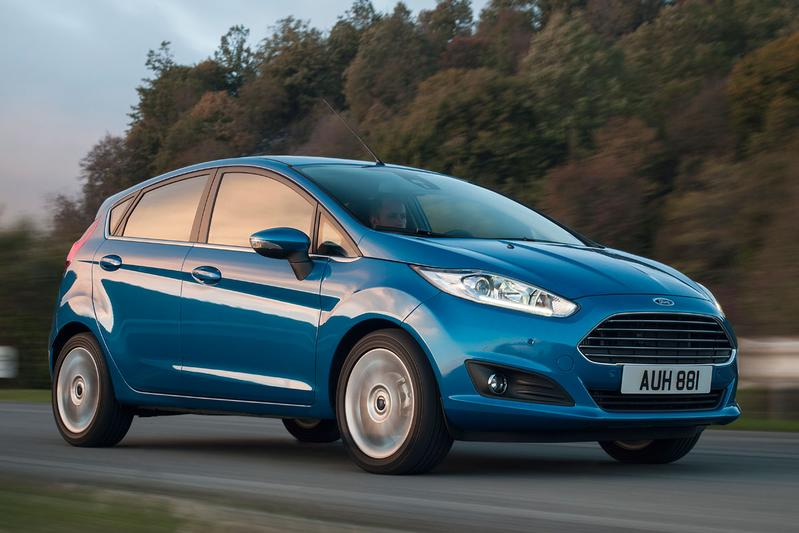 Ford Fiesta 1.0 EcoBoost 100pk Titanium (2015)