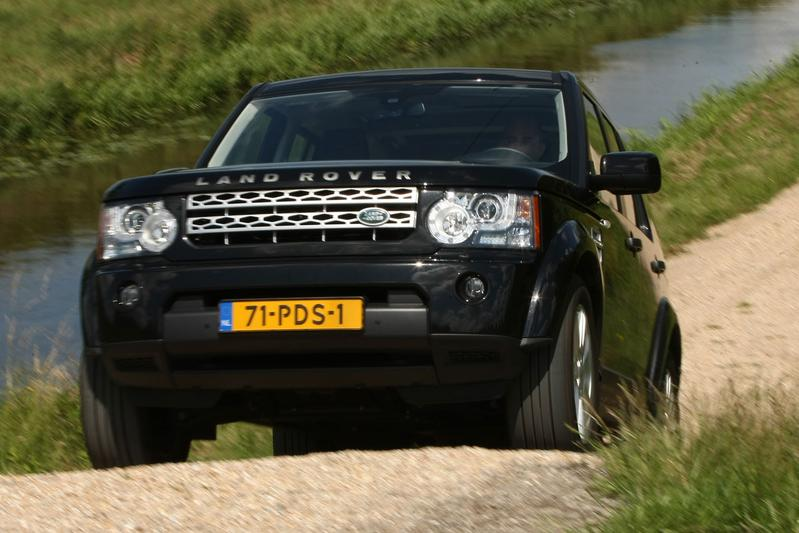 Land Rover Discovery 5.0 V8 HSE (2012)