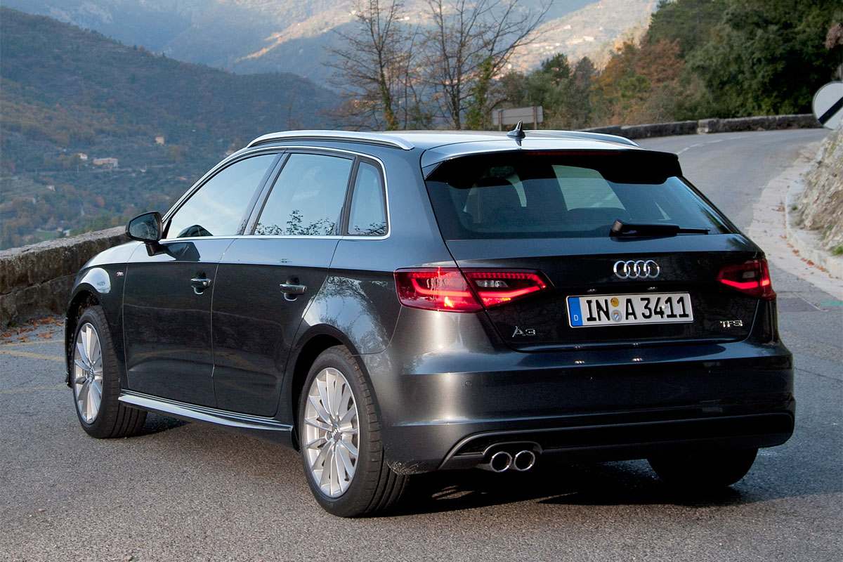 audi a3 sportback eerste rijtest. Black Bedroom Furniture Sets. Home Design Ideas