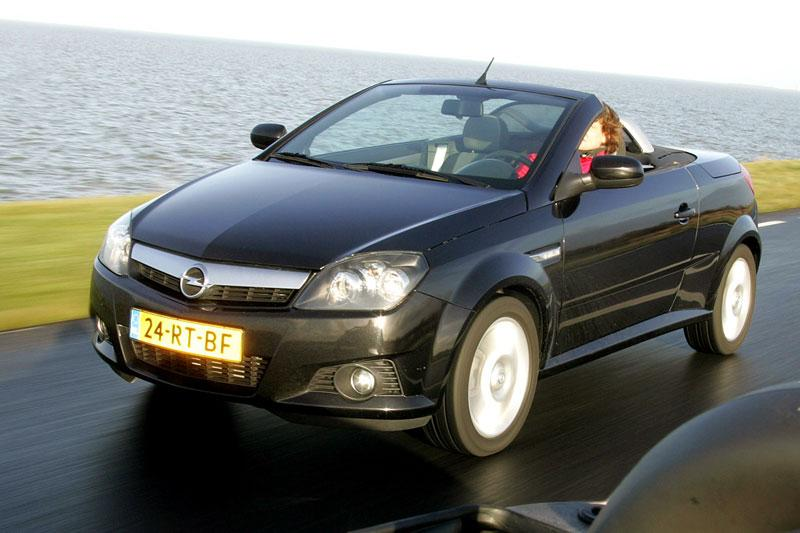 Opel Tigra Twin Top 1.4 Enjoy (2006)