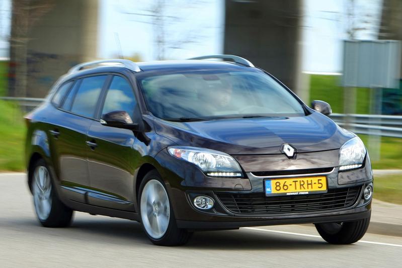Renault Mégane Estate dCi 110 ECO2 Expression (2012)
