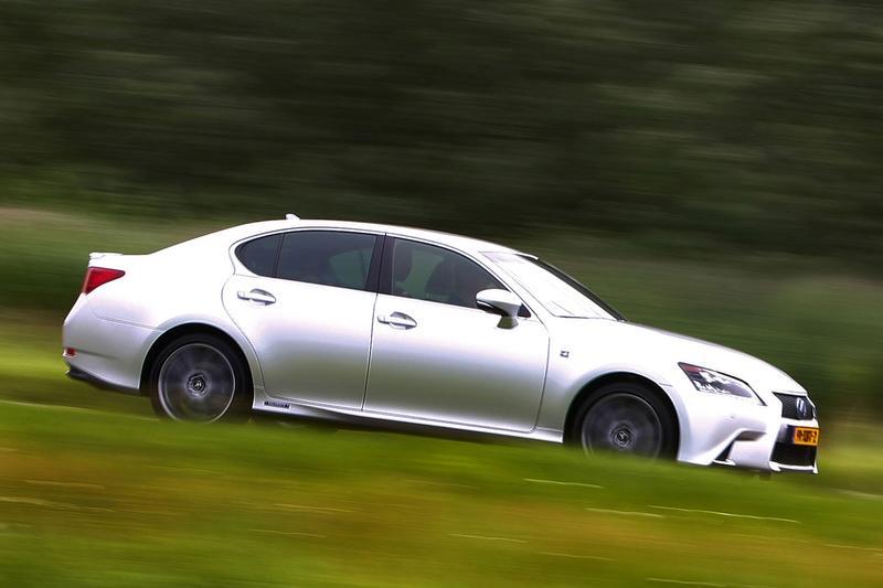 Lexus GS 450h F Sport Line (2012)