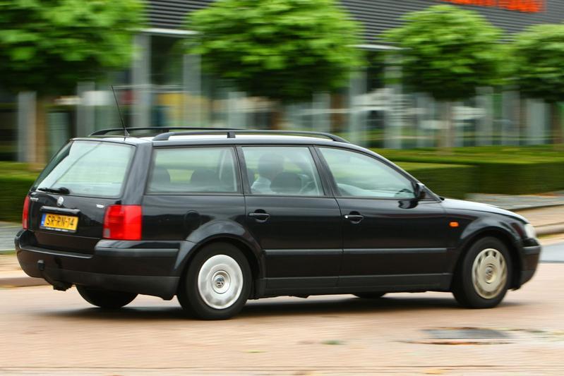 Klokje rond Volkswagen Passat 1.9 TDI 110pk