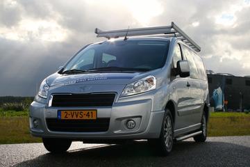 Gereden: Peugeot Expert 160 HDi