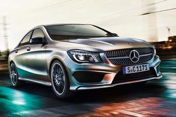 Gelekt: Mercedes CLA