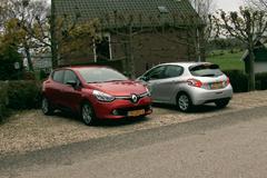 Dubbeltest - Renault Clio vs Peugeot 208