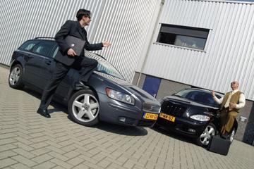 Volvo V50 T5 - Chrysler PT Cruiser 2.4 Turbo