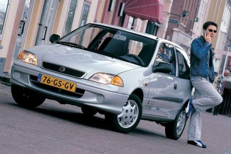 Suzuki Swift 1.3 16V Summum (2002)