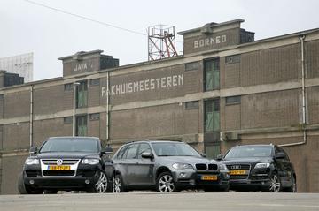 BMW X5 3.0d - Audi Q7 3.0 TDI quattro - Volkswagen Touareg V6 TDI