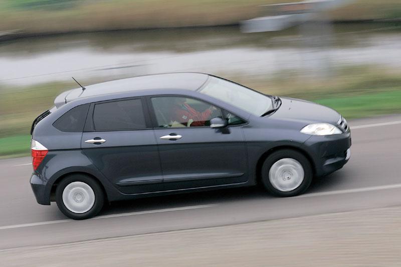 Honda FR-V 1.7i Comfort (2005)